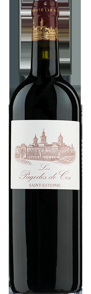 2015 Les Pagodes de Cos St-Estephe AOC Second vin du Château Cos d'Estournel 750.00