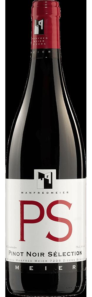 2018 Pinot Noir Sélection Graubünden AOC Weinbau Manfred Meier 750.00