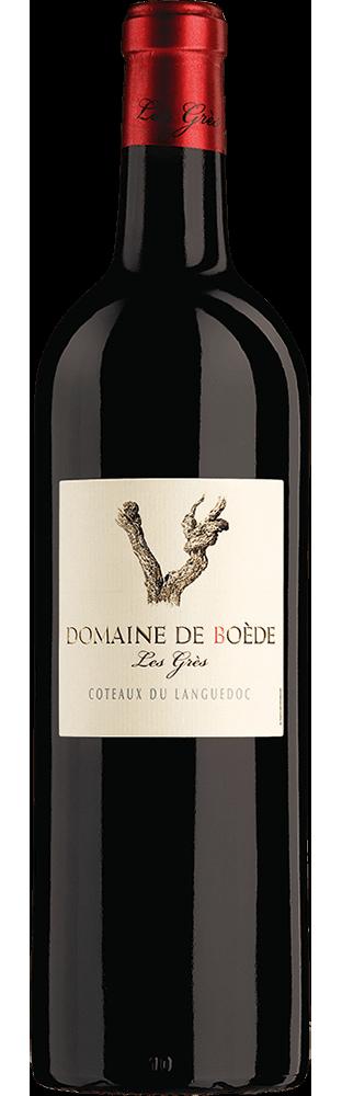 2017 Les Grès La Clape AOP Domaine de Boède 1500.00
