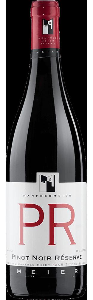 2018 Pinot Noir Réserve Graubünden AOC Weinbau Manfred Meier 750.00