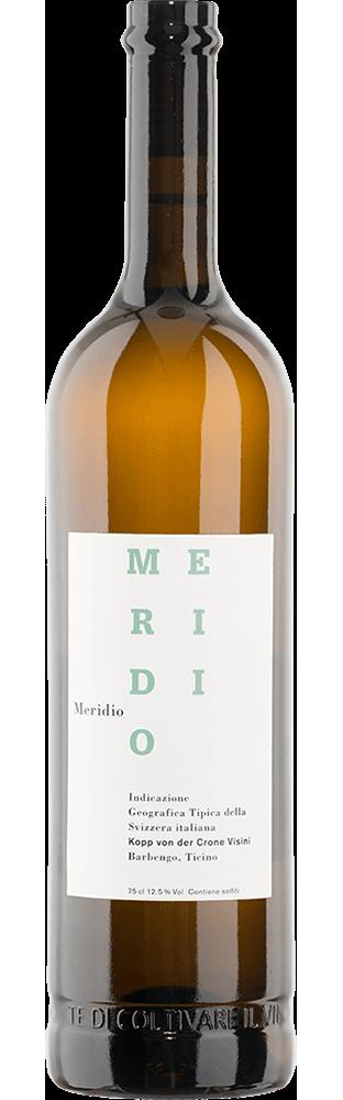 2018 Meridio Svizzera Italiana IGP Cantina Kopp von der Crone Visini 750.00