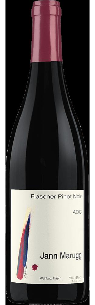 2018 Fläscher Pinot Noir Graubünden AOC Weingut Jann Marugg 750.00