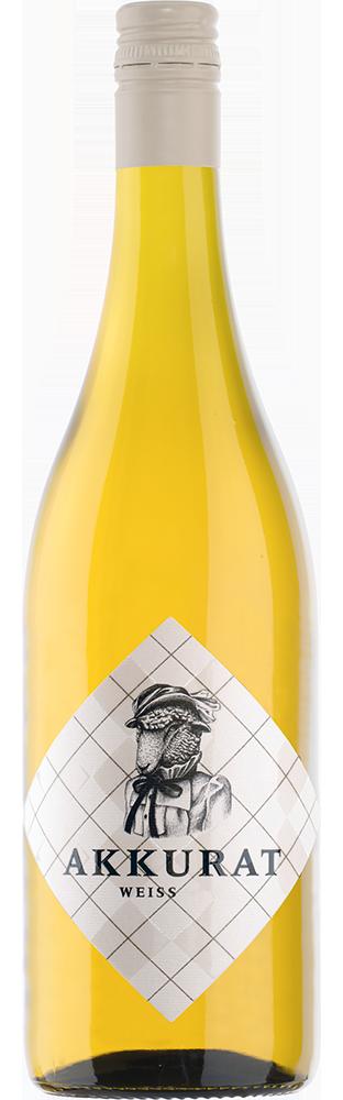 2019 Akkurat Weiss Vin de Pays Suisse Staatskellerei Zürich 750.00