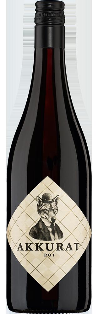2018 Akkurat Rot Vin de Pays Suisse Staatskellerei Zürich 750.00