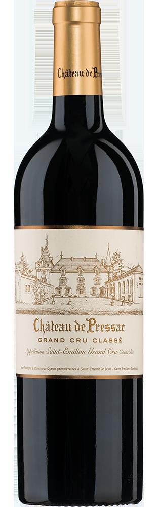 2017 Château de Pressac Grand Cru Classé St-Emilion AOC 750.00