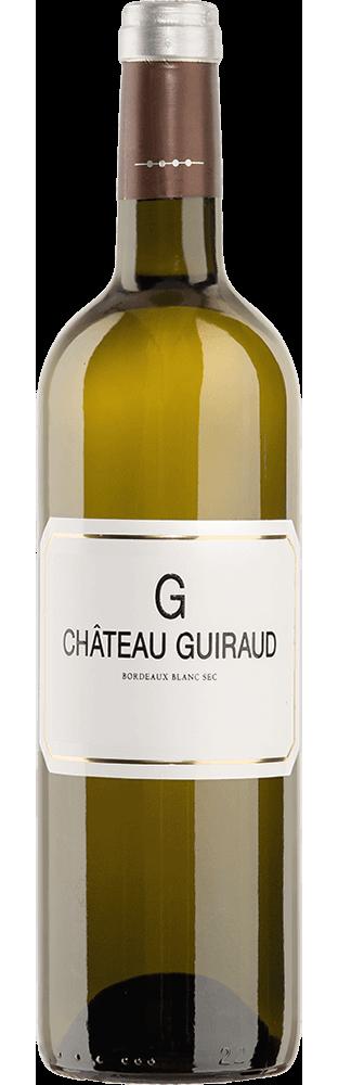 2019 Le G de Château Guiraud Bordeaux Blanc Sec AOC (Bio) 750.00