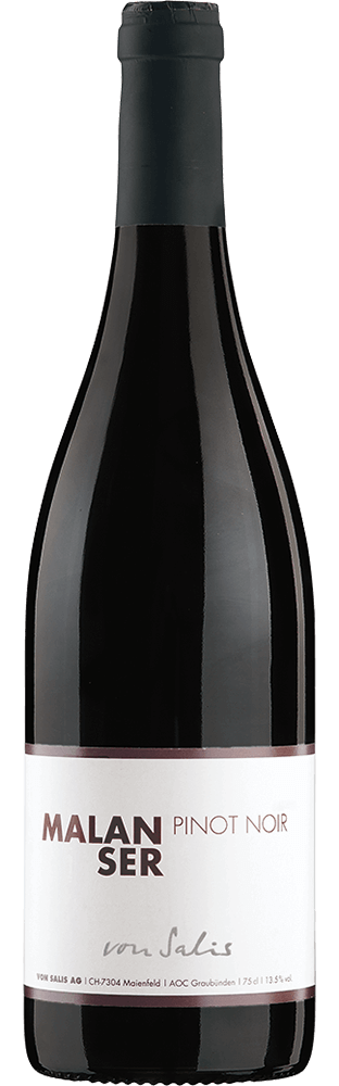 2019 Malanser Pinot Noir Sélection Mövenpick Graubünden AOC Von Salis 750.00