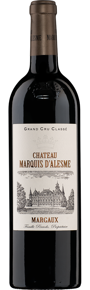2018 Château Marquis d'Alesme 3e Cru Classé Margaux AOC 750.00