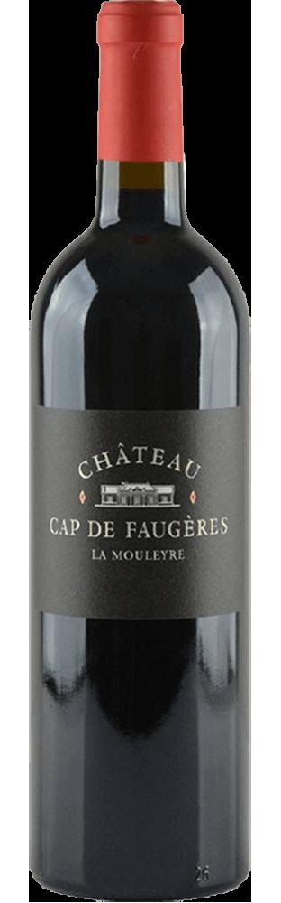 2015 Château Cap de Faugères La Mouleyre Castillon - Côtes de Bordeaux AOC 750.00