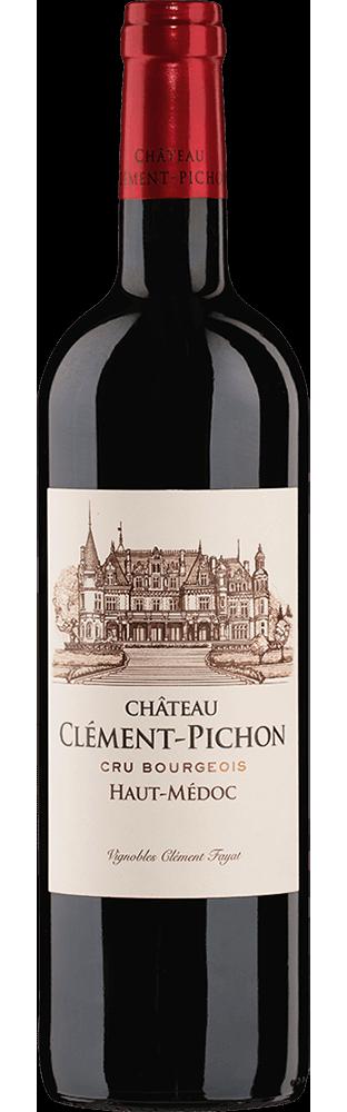 2017 Château Clément-Pichon Cru Bourgeois Haut-Médoc AOC 750.00