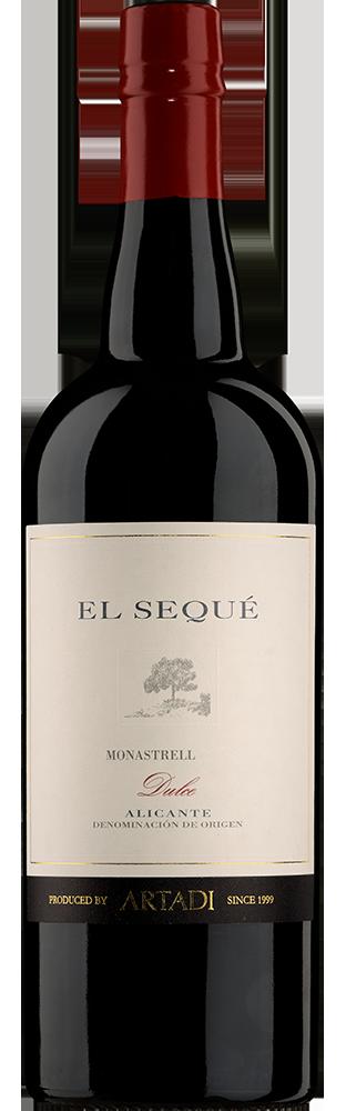 2015 El Sequé Dulce Alicante DO Bodegas y Viñedos El Sequé Grupo Artadi 750.00