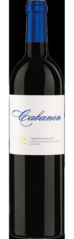 2019 Cabanon Côtes du Roussillon Villages AOC Thunevin-Calvet 750.00