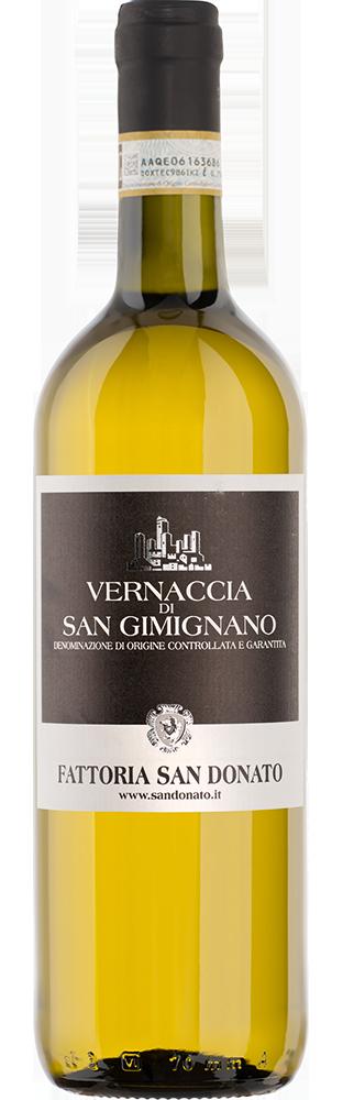 2017 Vernaccia San Gimignano DOCG Fattoria San Donato (Bio) 750.00