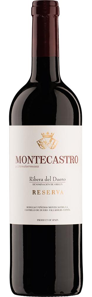 2015 Montecastro Reserva Ribera del Duero DO Bodegas y Viñedos Montecastro 1500.00