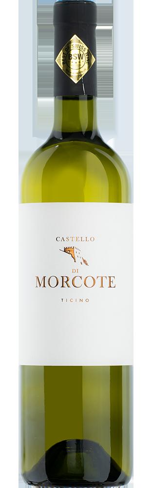 2018 Castello di Morcote Bianco Bianco di Merlot Ticino DOC Tenuta Castello di Morcote 750.00