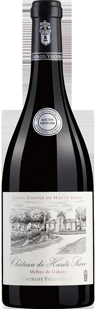 2015 Château de Haute-Serre Géron Dadine Cahors AOP Georges Vigouroux 750.00