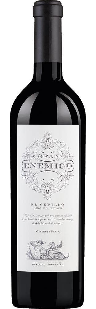 2012 Cabernet Franc Gran Enemigo El Cepillo Single Vineyard - Mendoza Adrianna Catena & Alejandro Vigil Bodega Aleanna 750.00
