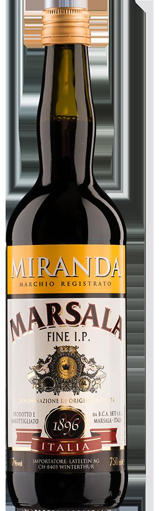 Marsala Fine IP DOC Miranda 750.00
