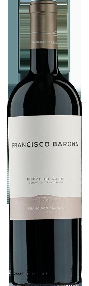 2018 Francisco Barona Ribera del Duero DO Bodegas y Viñedos Barona 750.00