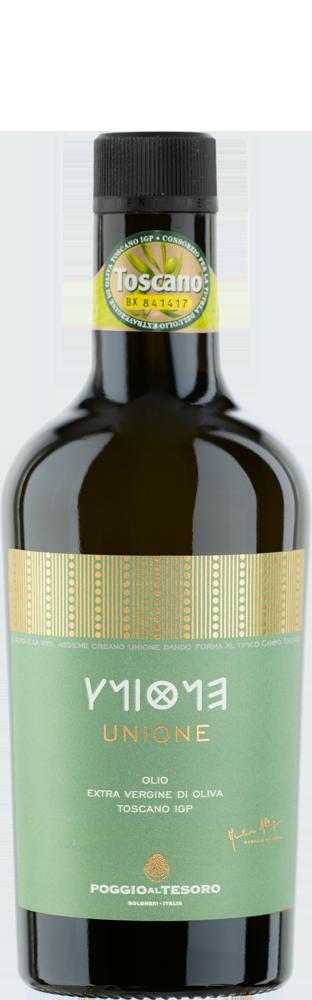 Olivenöl / Huile d'olive EV Union Olio extra vergine di Toscana IGP Poggio al Tesoro 500.00