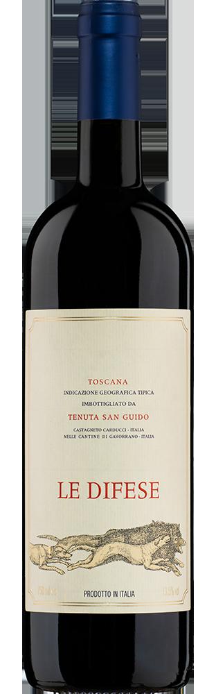 2017 Le Difese Toscana IGT Tenuta San Guido 750.00