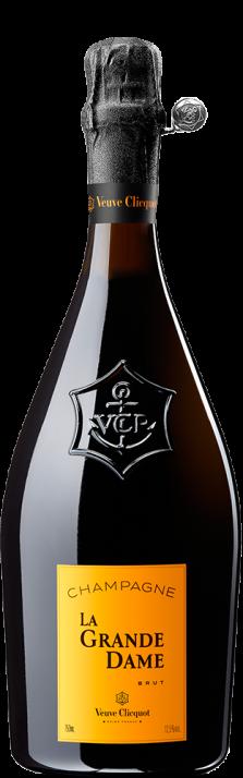 2008 Champagne Brut La Grande Dame Veuve Clicquot Ponsardin Brut 750.00