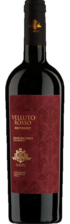 2016 Velluto Rosso Aglianico Beneventano IGT Nativ 750.00