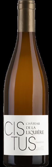 2018 Cistus blanc Faugères AOC Château de la Liquière (Bio) 750.00
