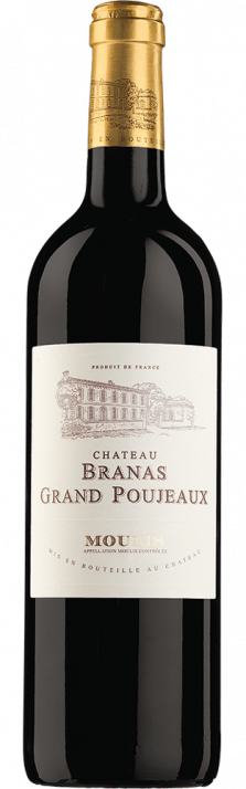 2016 Château Branas Grand Poujeaux Moulis-en-Médoc AOC 750.00