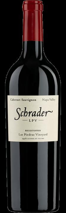 2018 Cabernet Sauvignon LPV Las Piedras Vineyard Beckstoffer Napa Valley Schrader Cellars 750.00