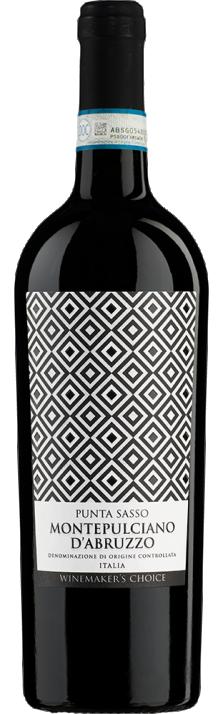 2018 Montepulciano d'Abruzzo DOC Punta Sasso Winemaker's Choice Cantine Borgo Reale 750.00