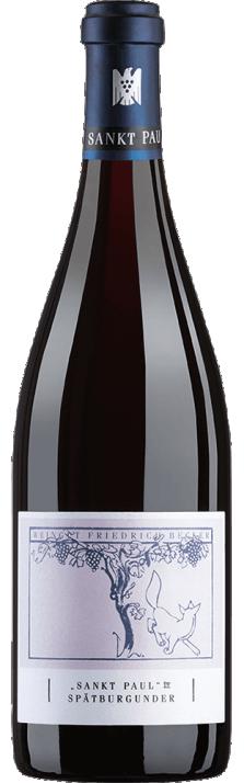 2016 St. Paul Pinot Noir trocken Weingut Friedrich Becker 750.00