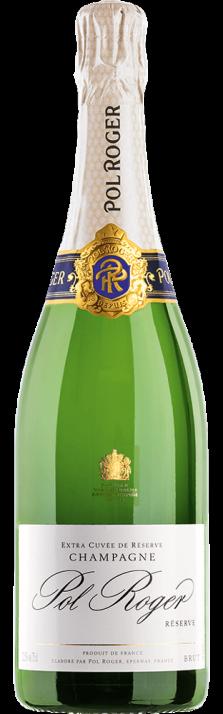 Champagne Brut Réserve Pol Roger 750.00