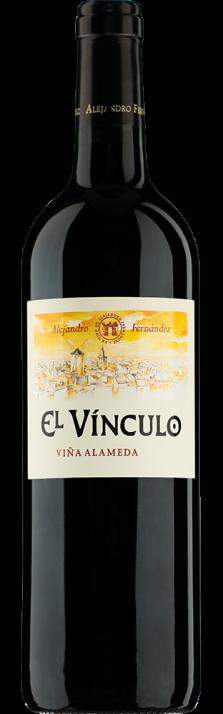 2014 El Vínculo Viña Alameda La Mancha DO Familia Fernández Rivera Grupo Pesquera 750.00