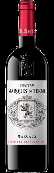 2017 Château Marquis de Terme 4e Cru Classé Margaux AOC 750.00