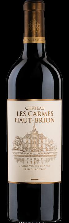 2018 Château Les Carmes Haut-Brion Pessac-Léognan AOC 750.00
