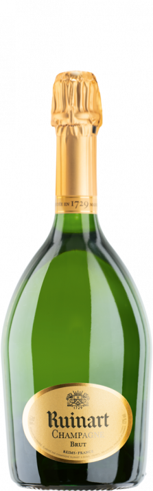 Champagne Brut R Ruinart 750.00