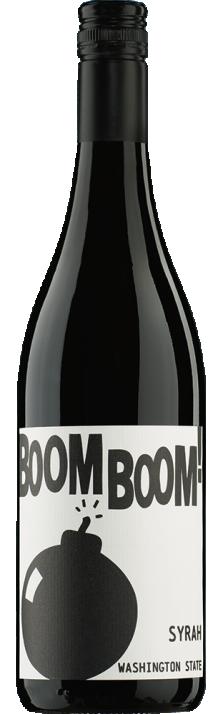 2018 Syrah Boom Boom Washington State Charles Smith Wines 750.00