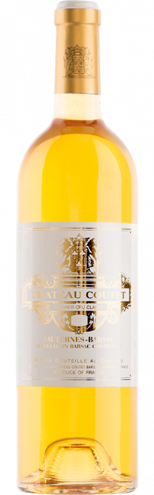 2011 Château Coutet 1er Cru Classé Barsac AOC - Sauternes 750.00