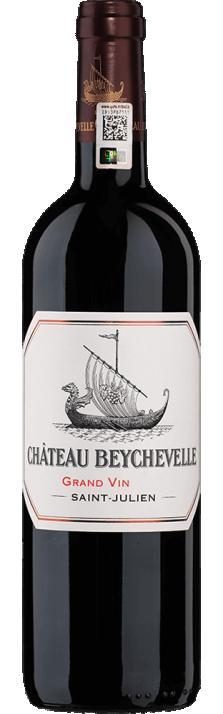 2015 Château Beychevelle 4e Cru Classé St-Julien AOC 750.00