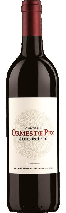 2015 Château Ormes de Pez Cru Bourgeois St-Estèphe AOC 750.00