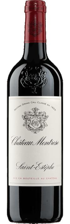 2015 Château Montrose 2e Cru Classé St-Estèphe AOC 750.00