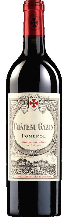 2013 Château Gazin Pomerol AOC 750.00