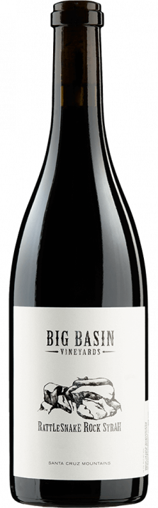 2011 Syrah Rattlesnake Rock Santa Cruz Mountains Big Basin Vineyards 750.00