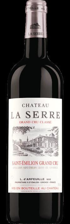 2014 Château La Serre Grand Cru Classé St-Emilion AOC 750.00