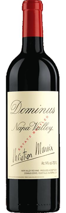 2012 Dominus Napa Valley Christian Moueix 750.00