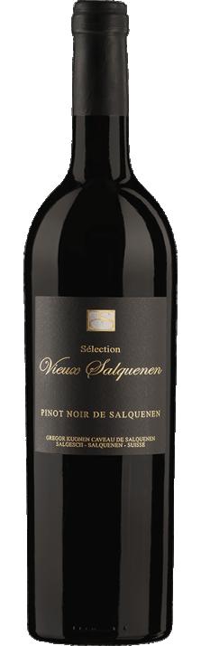 2018 Pinot Noir Sélection Vieux Salquenen Valais AOC Gregor Kuonen Caveau de Salquenen 750.00