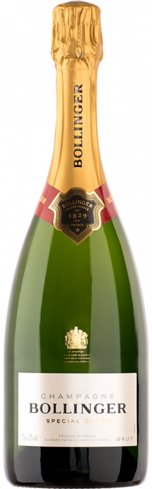 Champagne Brut Special Cuvée Bollinger 750.00