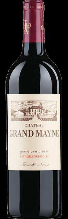 2018 Château Grand Mayne Grand Cru Classé St-Emilion AOC 750.00