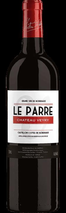 2010 Le Parre Château Veyry Castillon Côtes de Bordeaux AOC 750.00